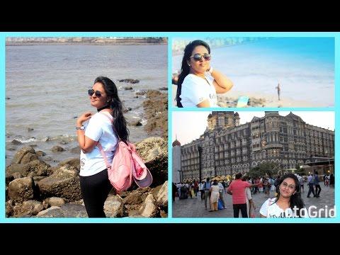 Mumbai Travel Vlog Day 2    Mumbai Darshan    Nivi Mudaliar  