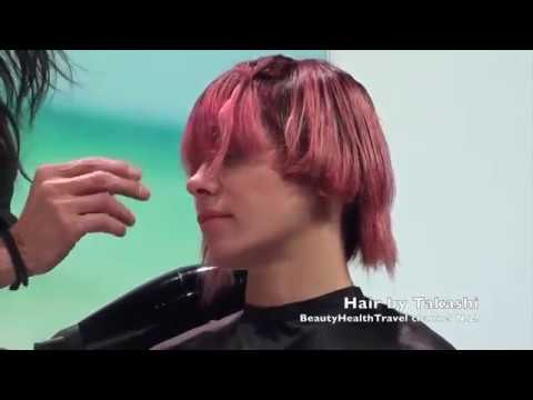 Blow Dry with Paddle Brush by Takashi