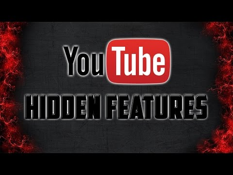 20 Features of Youtube you didn't Know
