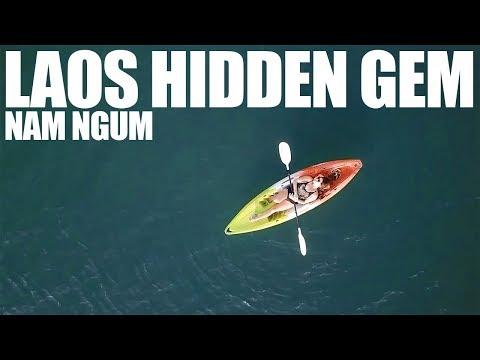 LAOS HIDDEN GEM - NAM NGUM LAKE Green View Resort