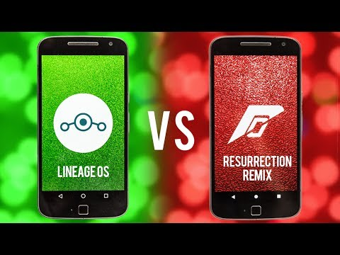 LINEAGE OS VS RESURRECTION REMIX ! Speed Test , Performance , Benchmarks Comparison