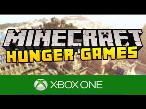 Minecraft Xbox One - Babylon Hunger Games ( First Hunger Games on Minecraft XB1, PS4 )