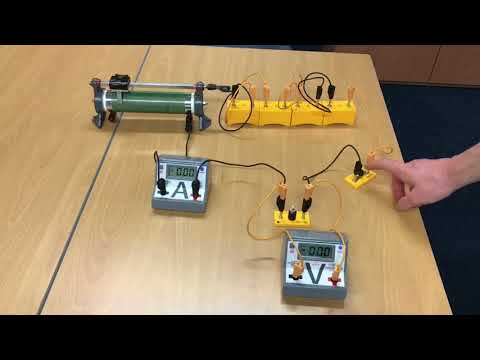 9-1 GCSE Physics Required Practical 4: I-V Characteristics