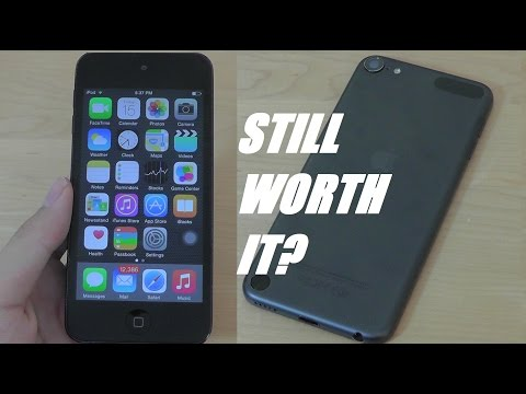 iPod Touch 5th Gen - Still Worth It?! REVIEW:
