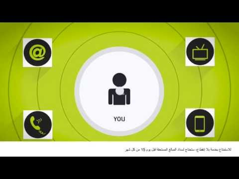 Know your etisalat bill.