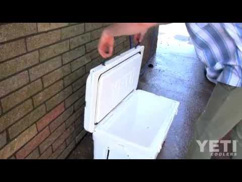 Washing Your Yeti Cooler