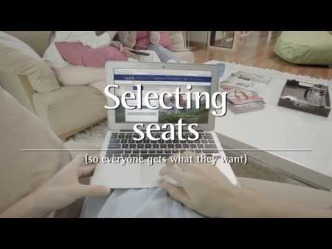 Selecting Seats Made Easy at singaporeair.com | Singapore Airlines
