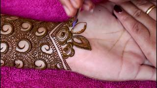 Full Hand Mehndi Design   Henna Design   2018  