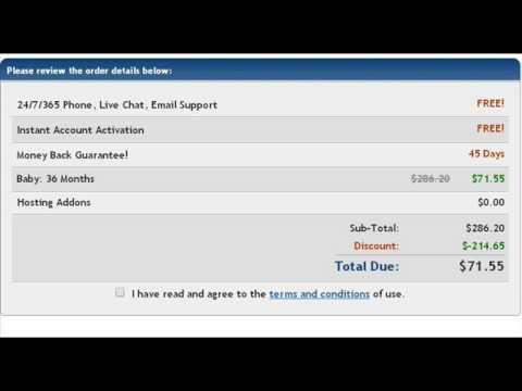 HostGator  Coupon Code 75 Off September 2014