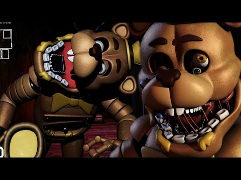 DONT LET THE BEAR ANIMATRONIC RUN OUT OF HONEY OR HE WILL