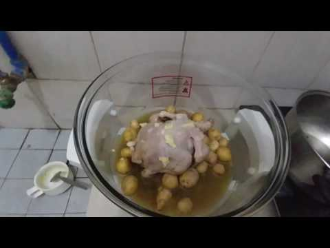 Cooking Rosemary Chicken with the Turbo Broiler