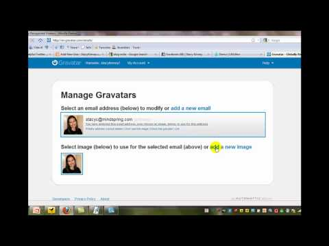How To Add a Guest Author to a Wordpress Blog & Link Picture to Gravatar