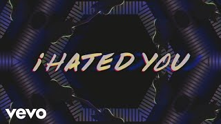 blink-182 - I Really Wish I Hated You (Lyric Video)