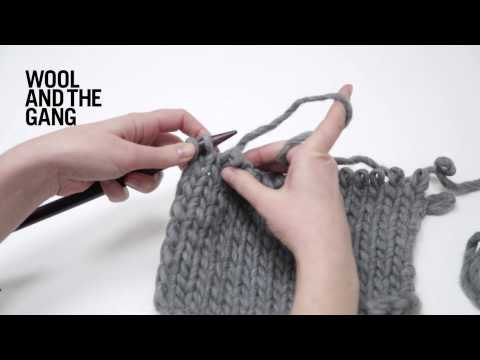 How To Unravel Your Knitting