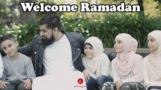 Omar Esa - Welcome Ramadan (Official Nasheed Video) Vocals Only
