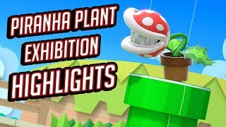 New Character! Piranha Plant Exhibition - Smash Bros Ultimate