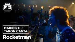 Download Rocketman | Bastidores: Taron canta | Paramount Pictures Brasil Video