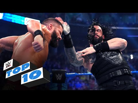 Xxx Mp4 Top 10 Friday Night SmackDown Moments WWE Top 10 Jan 17 2020 3gp Sex