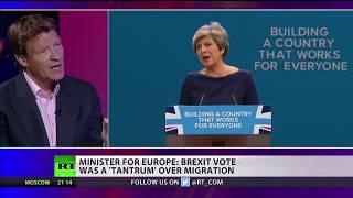 """Tice: """"Brexit vote was against the establishment"""""""