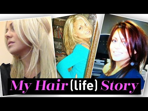 My Hair Story! - and Why Going Blonde Takes Time.