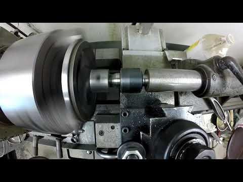 Boyer Schultz 6-18 Z axis auto step install part #1
