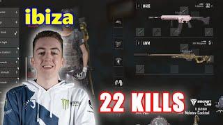 Team Liquid ibiza - 22 KILLS -  M416 + AWM - SOLO - PUBG