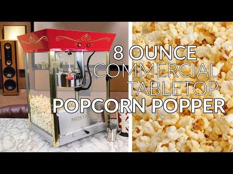 CCP610TOP | 8-Oz Commercial Tabletop Popcorn Popper