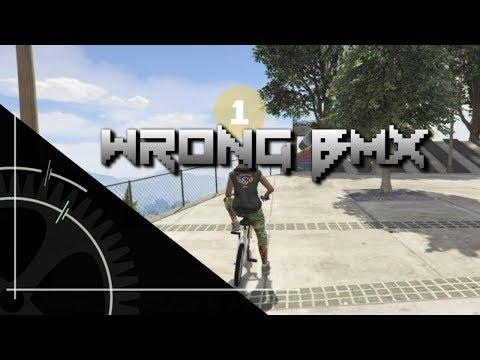 GTA 5 BMX Wrong Bmx (KIKAY BMX)