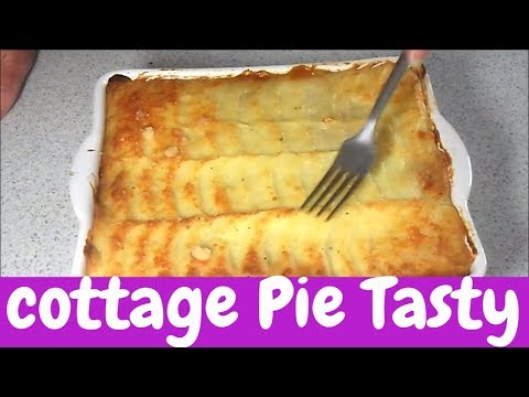 classic Cottage Pie recipe Tasty and Super Easy