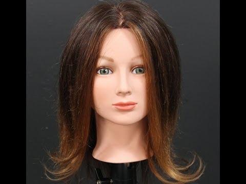 NEW Ombre' Hair Color Technique - Ombre' Face Frame Tutorial