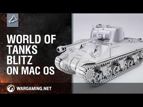 World of Tanks Blitz Arrives on Mac OS X