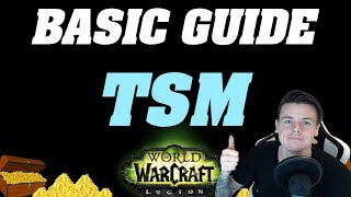 TSM Groups - Make and Import your Own