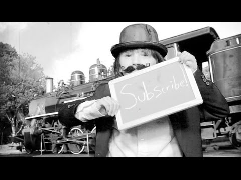 After Effects Tutorial : Old Silent Black And White Film Effect