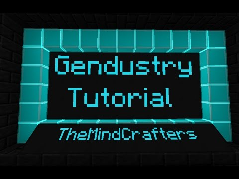 Gendustry Tutorial - The Complete Guide - PakVim net HD Vdieos Portal