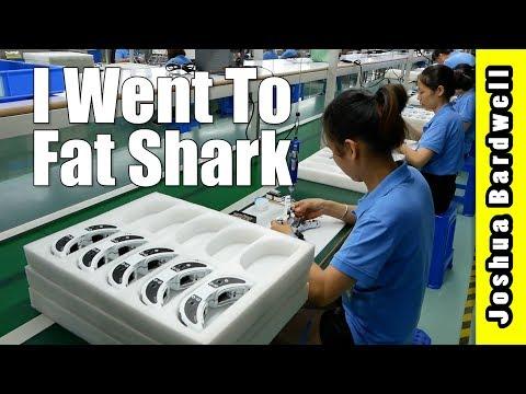 Fat Shark Behind the Scenes