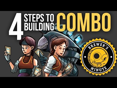 Brewer's Minute: Four Steps to Building Combo