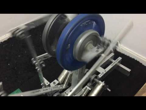 Permanent magnets engine! New Flywheel Energy Storage