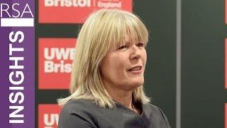RSA Insight: Vikki Heywood CBE, Bristol Distinguished Address Series