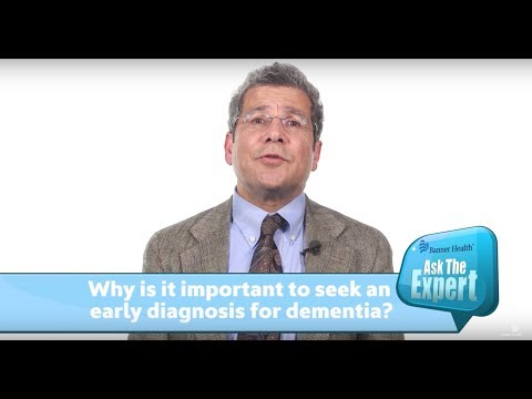 Why Getting an Early Diagnosis for Dementia Can Make All the Difference