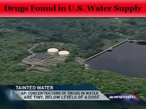 Pharmaceutical Drugs Found in U.S. Drinking Water