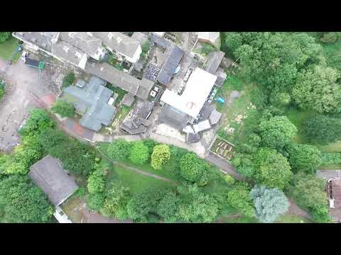 Urban EXPLORATION Standish Hospital, DJI Phantom 3 advanced Drone