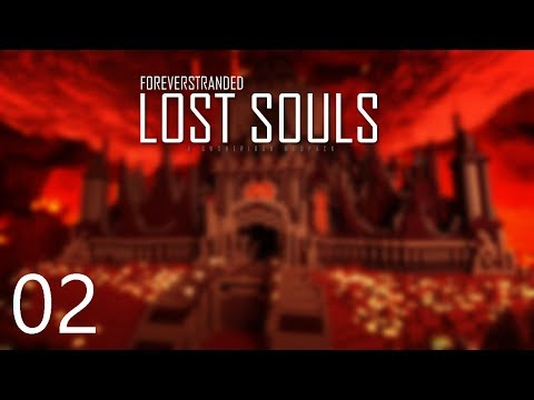 Forever Stranded Lost Souls - FLINT TOOLS [E02] (Modded Minecraft)