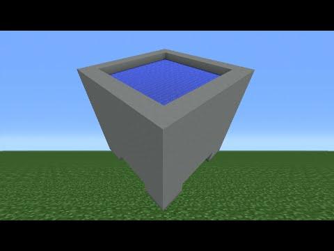 Minecraft Tutorial: How To Make A Cauldron