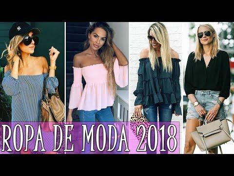ROPA DE MODA PARA MUJER DE 35 AÑOS 2018 ⏩ ROPA DE MODA 2018 PARA MUJER | MODA PARA MUJER TV