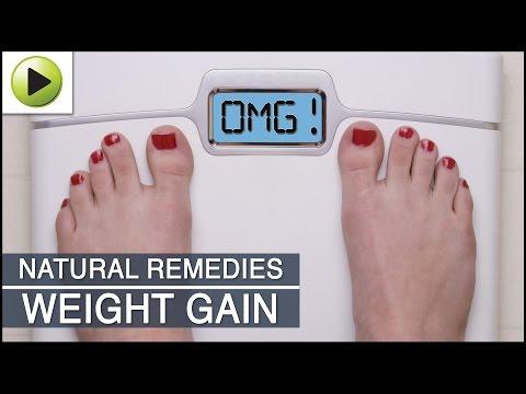Weight Gain - Natural Ayurvedic Home Remedies