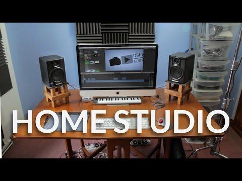 How to Setup a Video Editing Studio