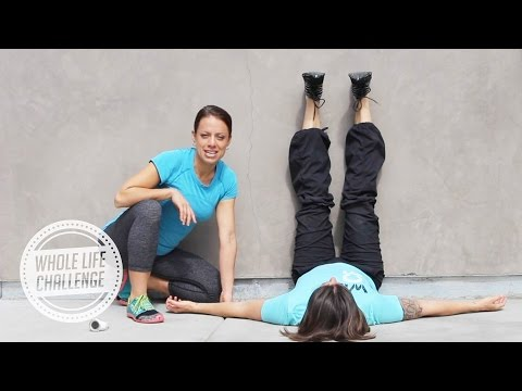 Relieve Neck and Shoulder Tension with 1 Simple Exercise