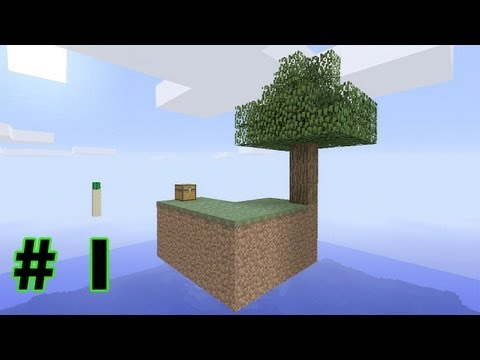 Skyblock for xbox 360 minecraft  part 1  HD - The magic mushrooms...