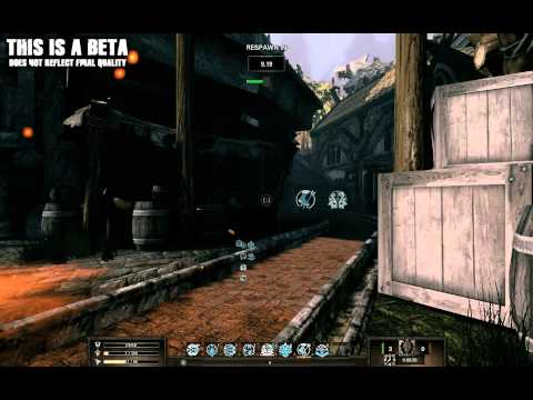 FORGE Beta-C: Capital Market - Wall Jumps & Gameplay