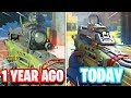 Black Ops 4 1 YEAR AGO SO DIFFERENT